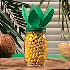 Pineapple Candy Jar Idea