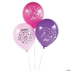 Pink & Purple Paw Patrol™ Latex Balloons
