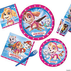 Pink & Purple Paw Patrol™ Party Supplies