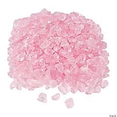 Pink Colored Ice