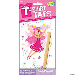 Pink Fairy T-Shirt Tats Pack