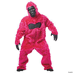 Pink Gorilla for Adults