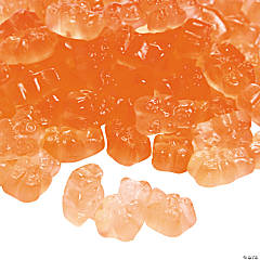 Pink Gummy Teddy Bears