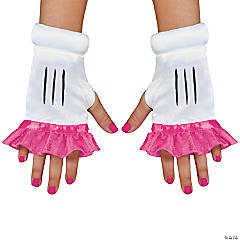 Pink Minnie Child Glovettes for Girls
