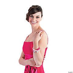 Pink Pearl Bracelet Idea