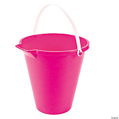 Pink Sand Bucket
