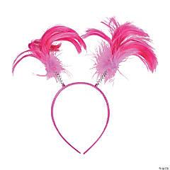 Pink Team Spirit Head Boppers Assortment