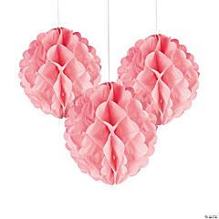 Pink Tissue Balls