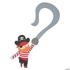 Pirate Doorknob Hanger Craft Kit