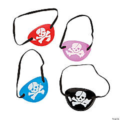 Pirate Eye Patch Assortment