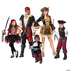 Pirate Group Costumes