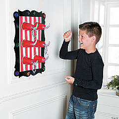 Pirate Hook Ring Toss Game Idea