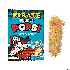Pirate Popping Candy