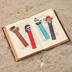 Pirate Ruler Bookmarks