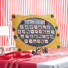 Pirate Tatoo Parlour Party Station Idea