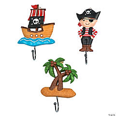 Pirate Wall Hooks