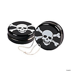 Pirate Yo-Yos