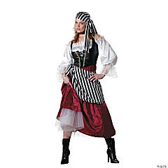 Pirate's Wench Adult Women's Costume