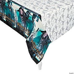 Pirates of the Caribbean Plastic Tablecloth