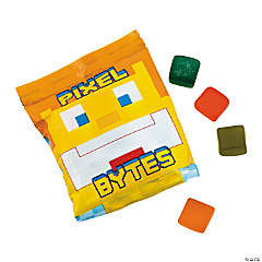 Pixel Bytes Candy Fun Packs