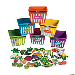 Plant Parts We Eat Sorting Boxes
