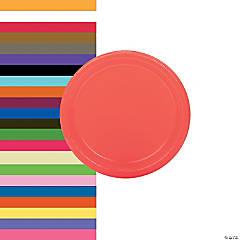 Plastic Dessert Plates - 20 Pc.
