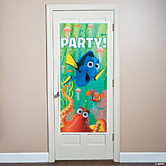 Plastic Finding Dory Door Cover