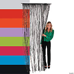 Plastic Fringe Door Curtains