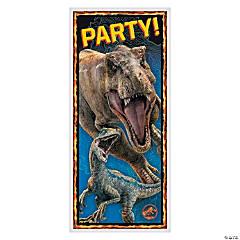 Plastic Jurassic World™ Door Cover