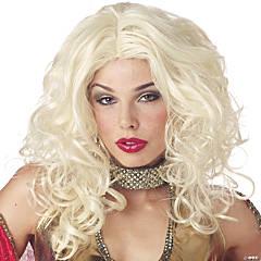 Platinum Wavy Wig