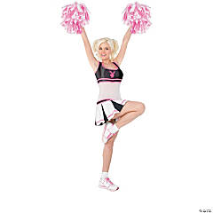 Playboy Cheerleader Adult Women's Costume