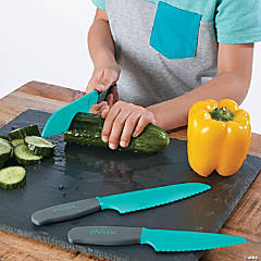 Playful Chef: Safety Knife Set