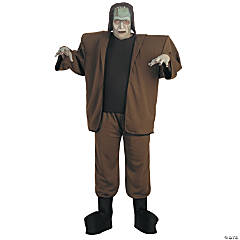 Plus Size Frankenstein Costume For Men