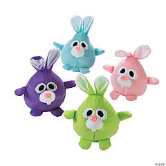 Plush Bucktooth Bunnies