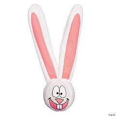 Plush Bunny Bouncing Balls