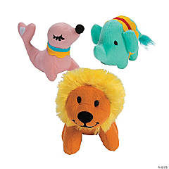 Plush Circus Animals