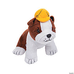 Plush Construction Dogs