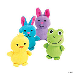 Plush Easter Assortment