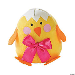 Plush Easter Big Chicks