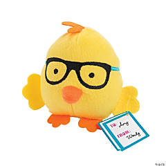 Plush Easter Smart Chicks