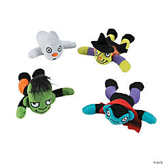 Plush Halloween Bean Bag Assortment