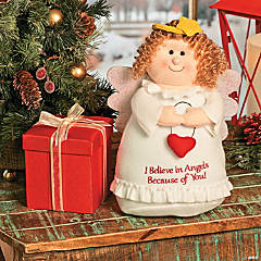 Plush Inspirational Angel