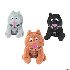 Plush Jesus is Purrfect Cats