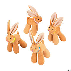 Plush Long-Legged Bunnies