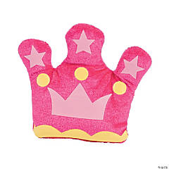 Plush Princess Crowns
