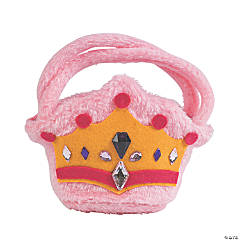 Plush Princess Purse