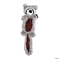 Plush Raccoon Dog Toy