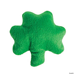 Plush Shamrocks