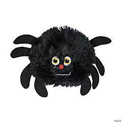 Plush Stuffed Spiders