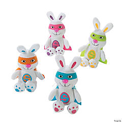 Plush Super Bunnies